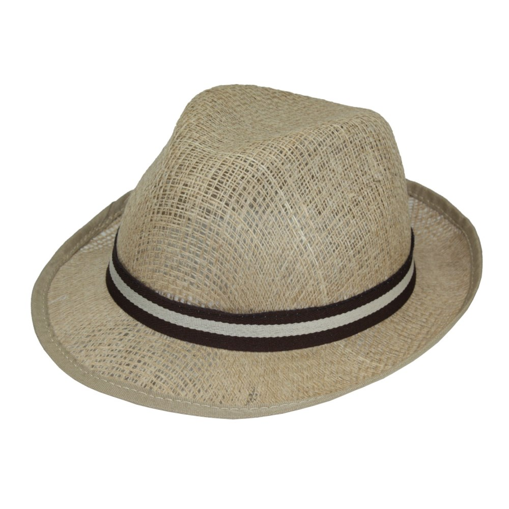 2153. Sombrero borsalino de arpillera fina  bc40f5ed59a8