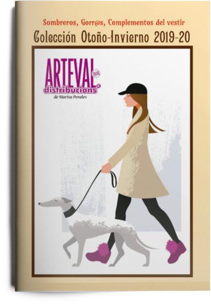 coleccion invierno 2019 arteval portada